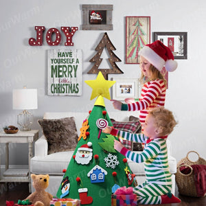 Toddler Christmas Tree - aidaroos.com