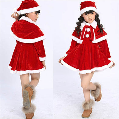 Toddler Kids Baby Girls Christmas Clothes - aidaroos.com