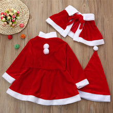 Load image into Gallery viewer, Toddler Kids Baby Girls Christmas Clothes - aidaroos.com