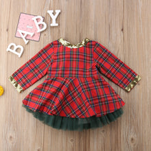 Load image into Gallery viewer, Christmas Kids Baby Girls Clothing - aidaroos.com