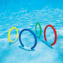 Load image into Gallery viewer, 4Pcs/1Set Swimming Pool Diving Ring - aidaroos.com