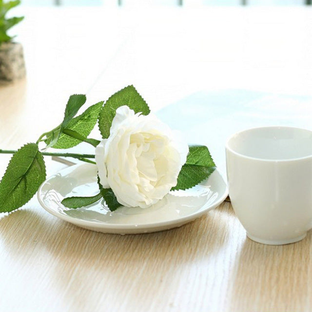 Artificial Rose Flower - aidaroos.com