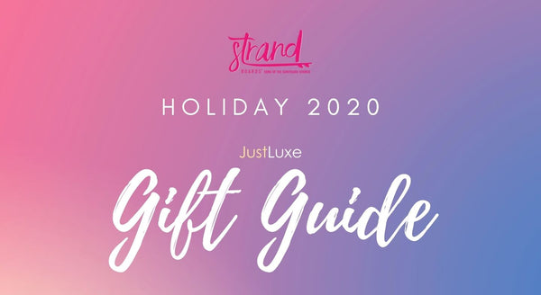 Strand Boards Featured on JustLuxe Holiday 2020 Gift Guide