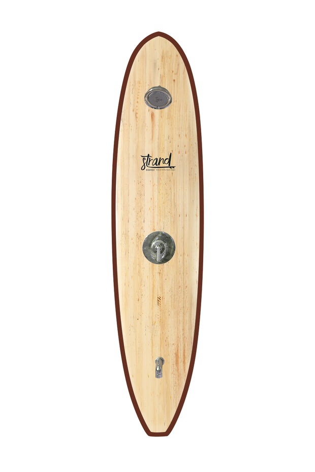 Strand Boards® | Strand Series | Kona Surfboard Shower | Elite Component | Brown
