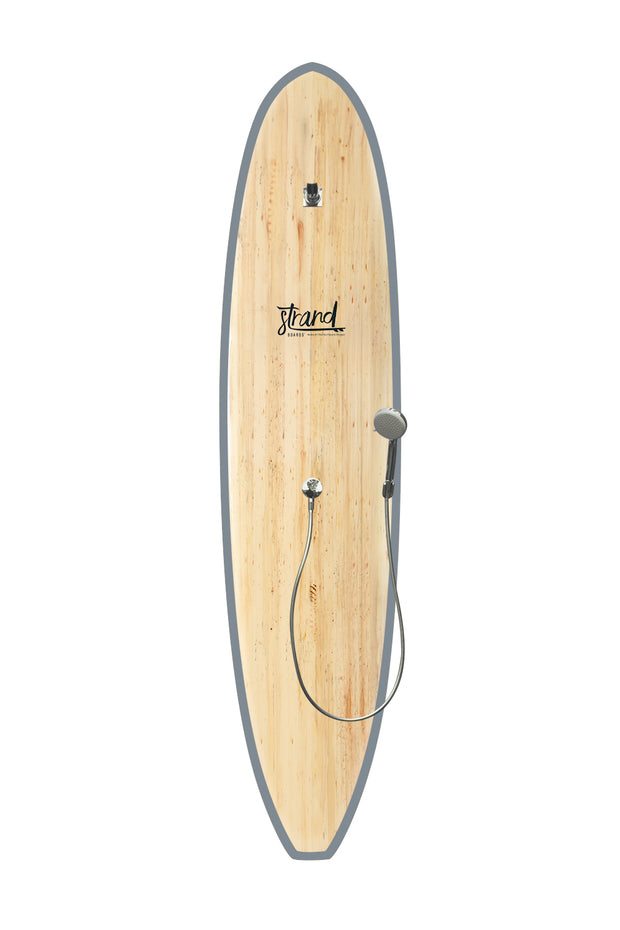 Strand Boards® | Strand Series | Kona Surfboard Shower | Sole Component | Grey
