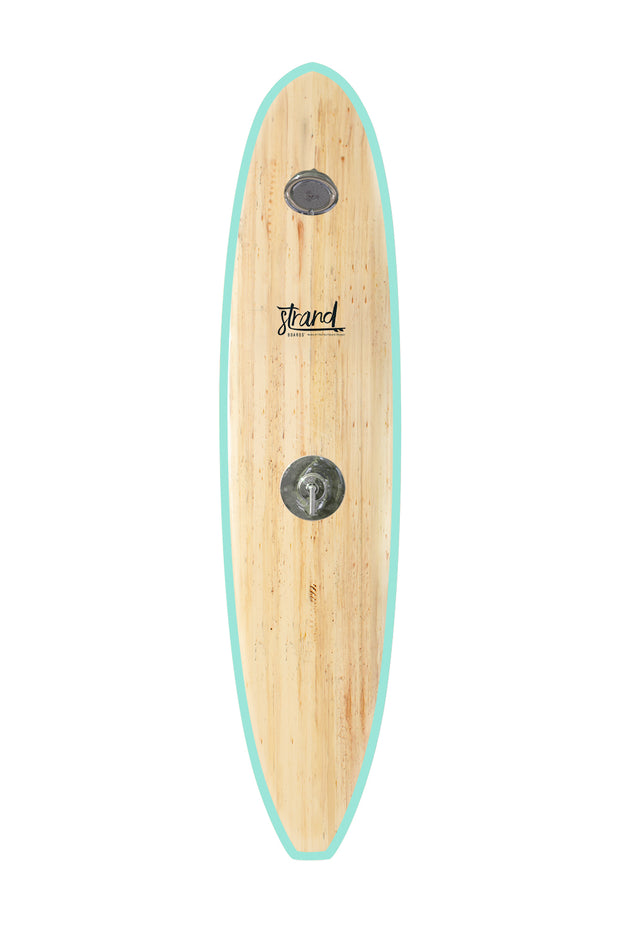 Strand Boards® | Strand Series | Kona Surfboard Shower | Classic Component | Seafoam