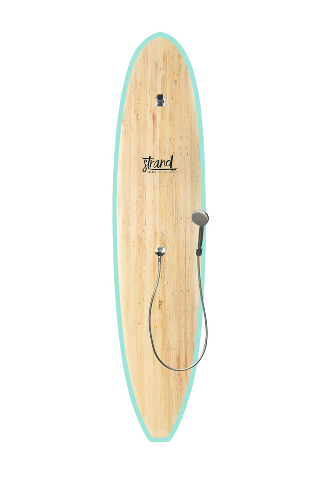 Strand Boards® | Strand Series | Kona Surfboard Shower | Sole Component | Seafoam