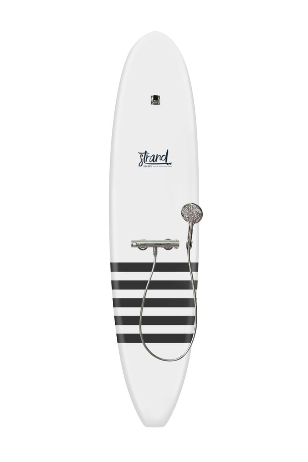 Strand Boards® | Strand Series | La Jolla Surfboard Shower | Beach Component | Grey Dark Grey