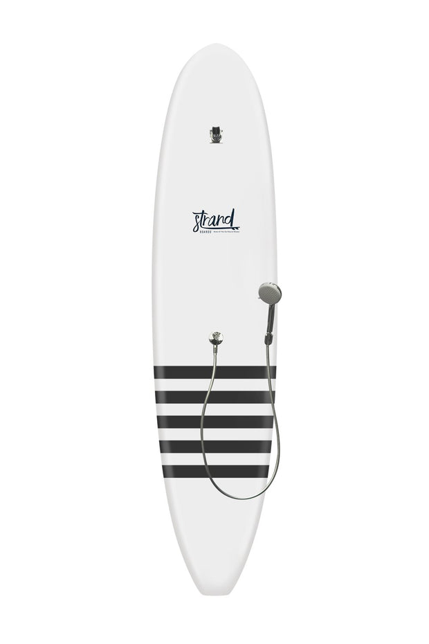 Strand Boards® | Strand Series | La Jolla Surfboard Shower | Sole Component | Grey Dark Grey