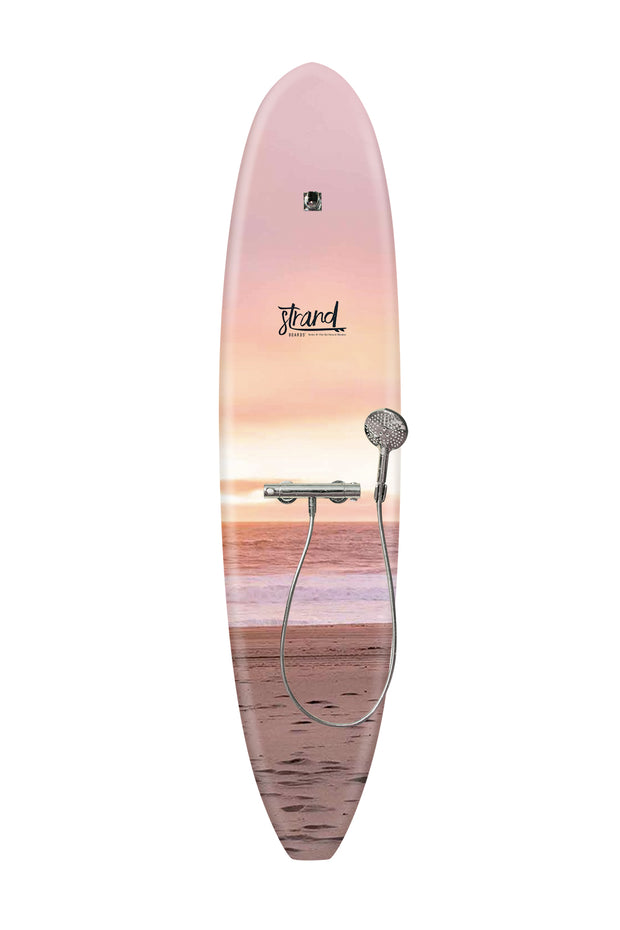 Strand Boards® | Strand Series | Sunset Surfboard Shower | Beach Component