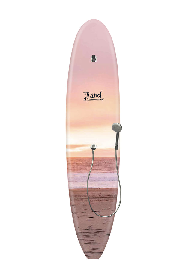 Strand Boards® | Strand Series | Sunset Surfboard Shower | Sole Component