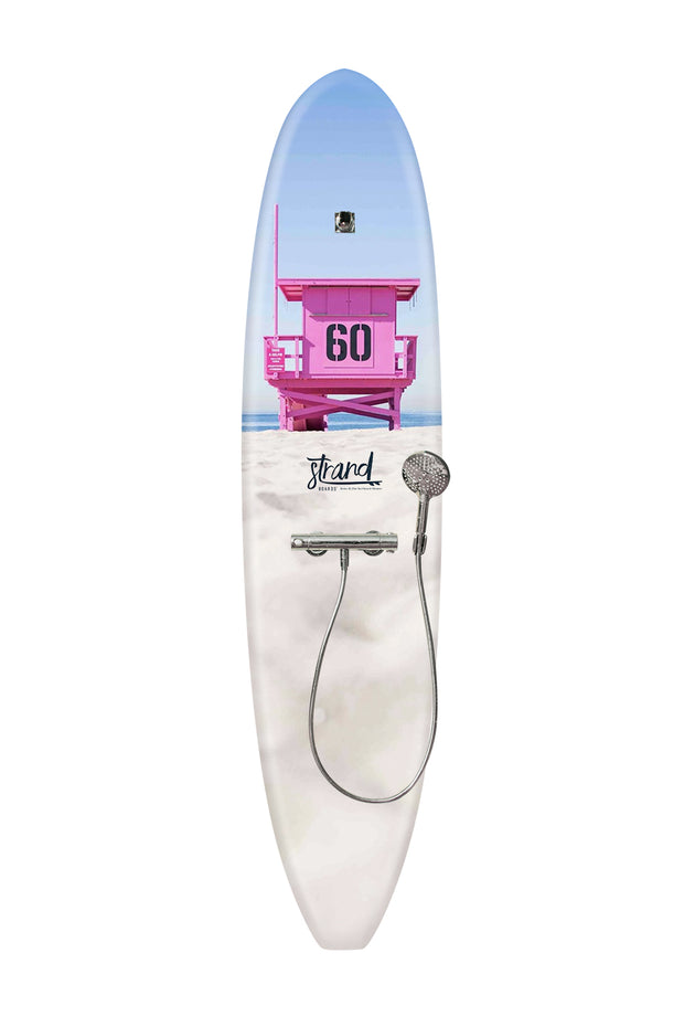 Strand Boards® | Strand Series | Tower 60 Surfboard Shower | Beach Component