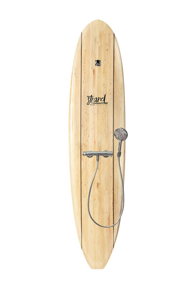 Pier Surfboard Shower with Beach Components