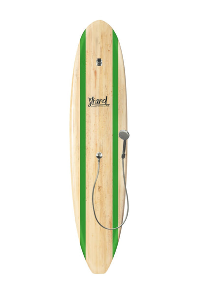Green Pier Surfboard Shower with Sole Components