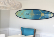 Strand Boards® | Worlds Away Art Decor Board | Surfboard Decor