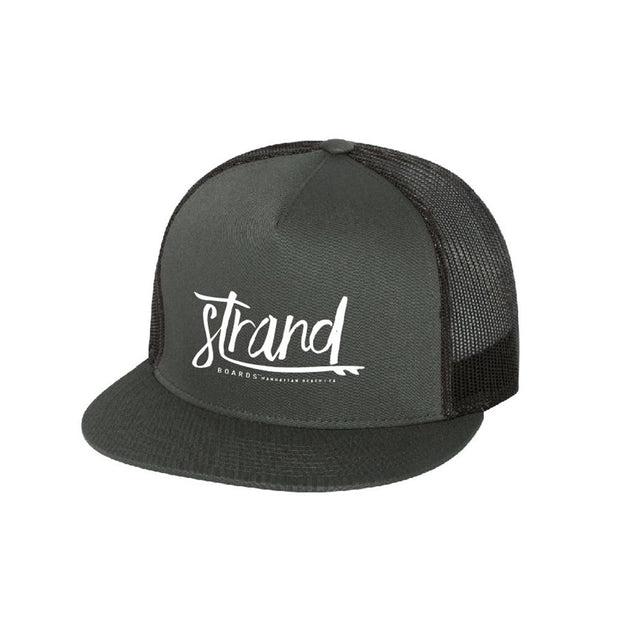 Trucker Hat - Flat Bill