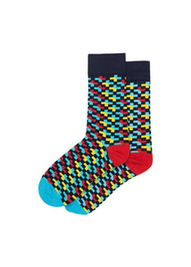 mens-socks-mosaic-tile-print