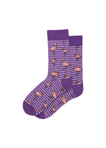 flamingo-purple-mens-socks