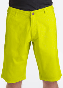 Bondi-mint-lime-neon-mens-shorts