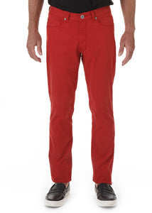 DALLAS PANT - CHERRY