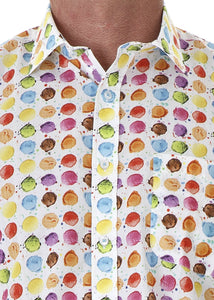 FLAVOURS SHIRT
