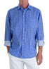 PACIFIC STRIPE LINEN SHIRT