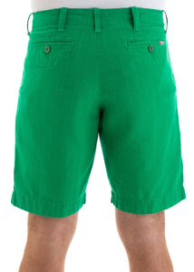 REEF SPEARMINT LINEN SHORT