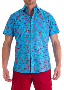 FLAMINGO S/S SHIRT