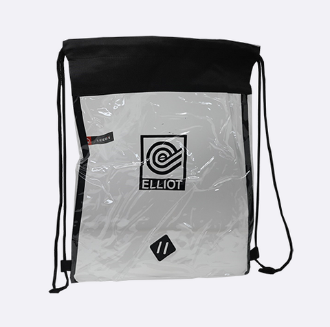 Clear Drawstring Sportpack