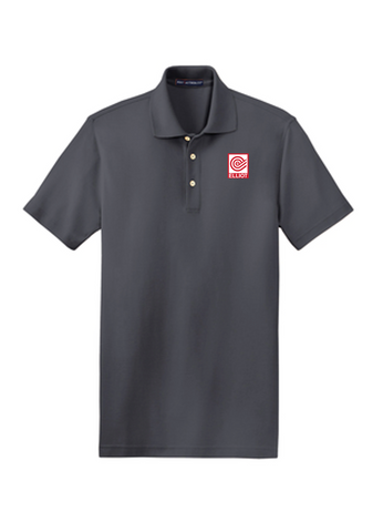 Men's Port Authority® EZCotton Pique Polo