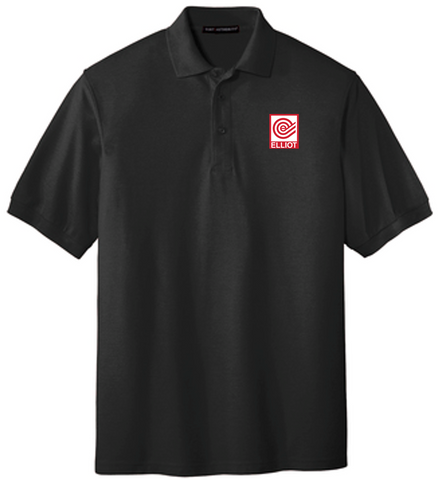 Men's Port Authority® Silk Touch Polo