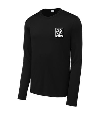 Men's Sport-Tek ® Posi-UV ™ Pro Long Sleeve Tee