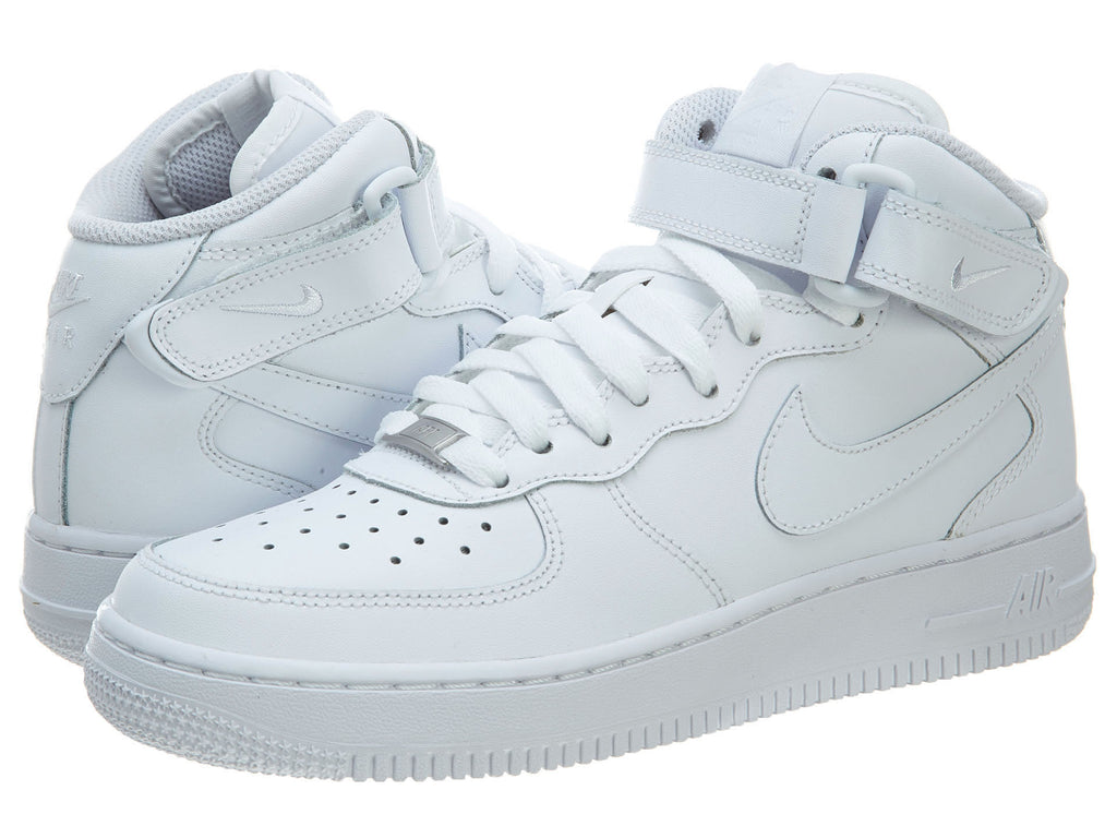 Nike Air Force 1 Mid GS Shoes White