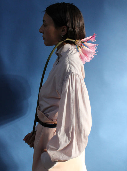 Dries van Noten Blush Top