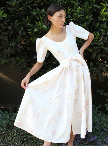 Ralph Lauren Floral Cotton Dress