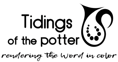 Tidings of the potter