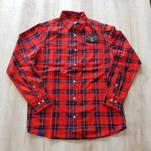 Flannel Shirt Cereberus - Wings Out Industries Police