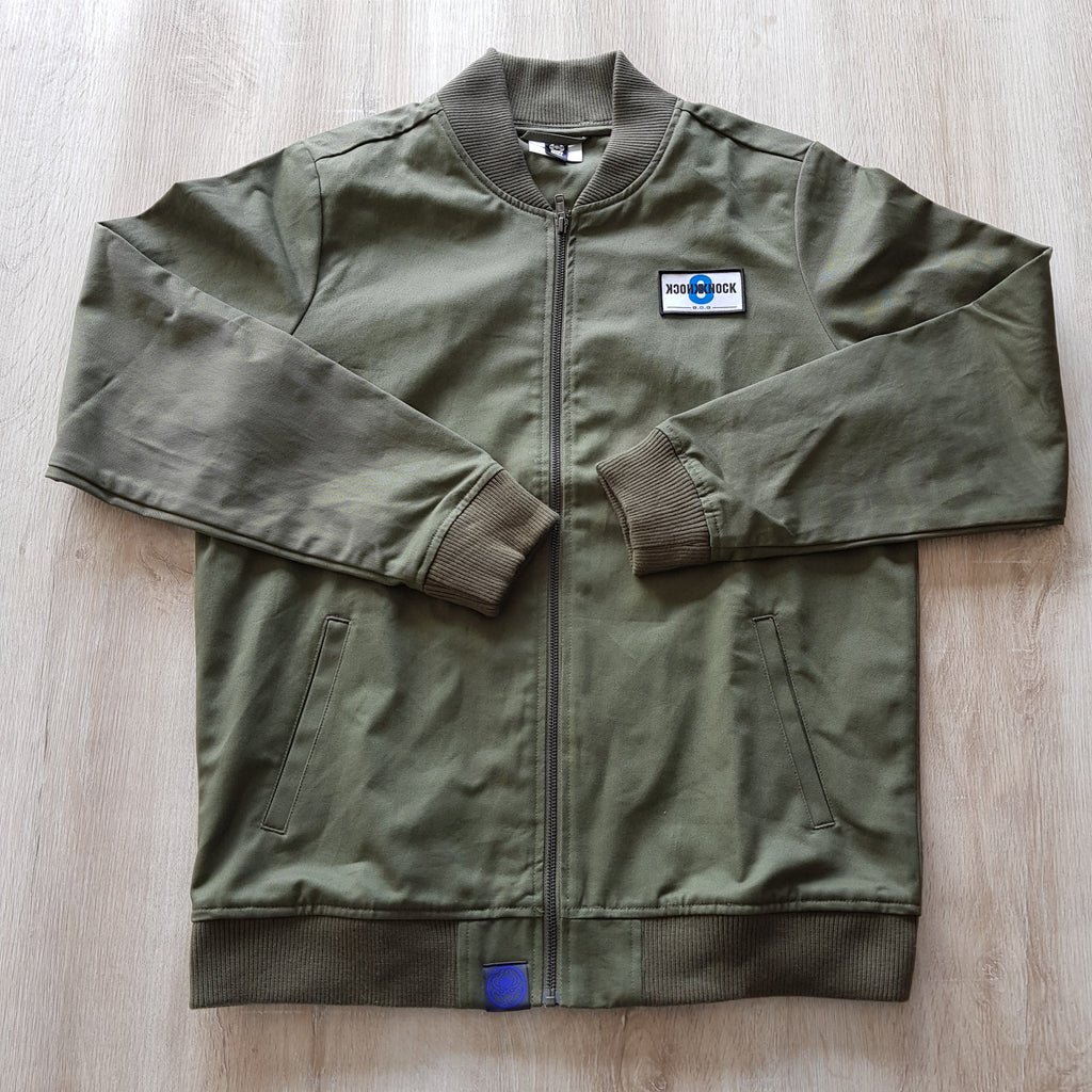 Bomber Jacket - Wings Out Industries