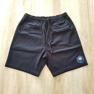Walk shorts, Crossed batons. - Wings Out Industries Police