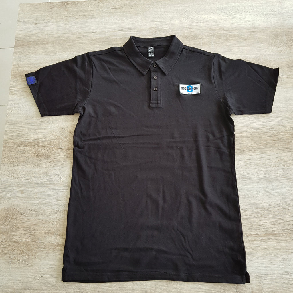 Chad Polo Black Knock Knock - Wings Out Industries