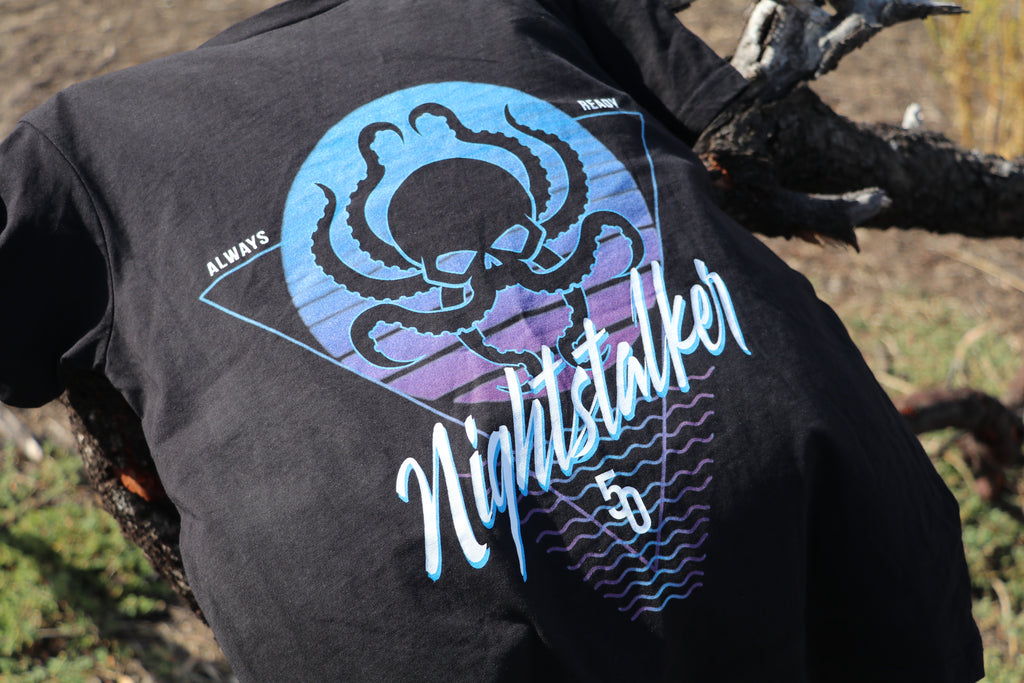 Nightstalker Tee - Wings Out Industries