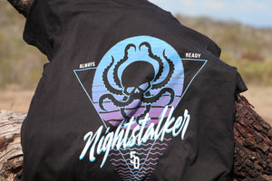 Nightstalker Tee - Wings Out Industries Police