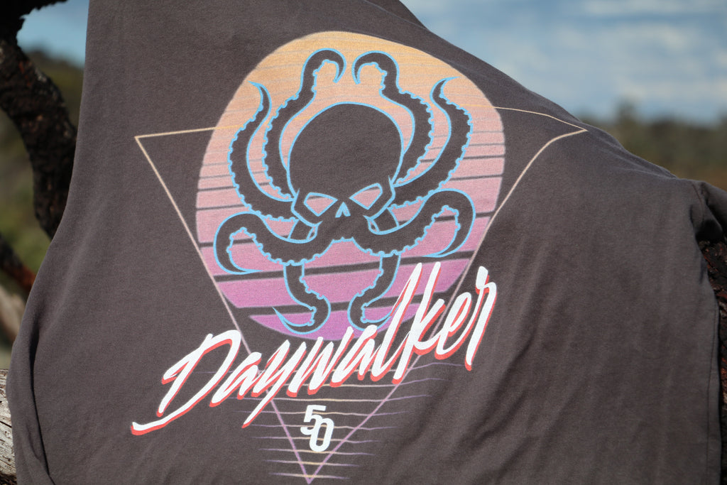 Daywalker Tee - Wings Out Industries