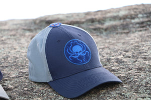 Range Hat Navy and Grey - Wings Out Industries Police