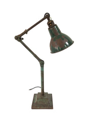 Dugdills Cast Iron Industrial Table Task Lamp