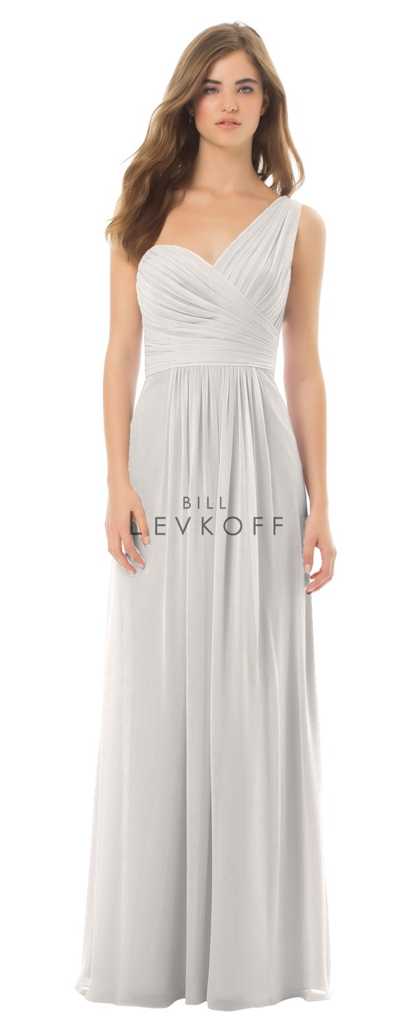 789d0d480d13 ... Load image into Gallery viewer, Bill Levkoff Bridesmaid Dress, Style  492 ...