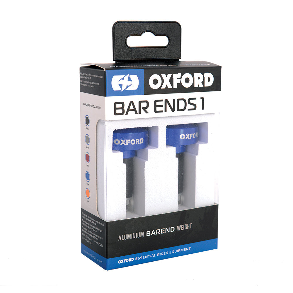 Oxford Bar Ends 1