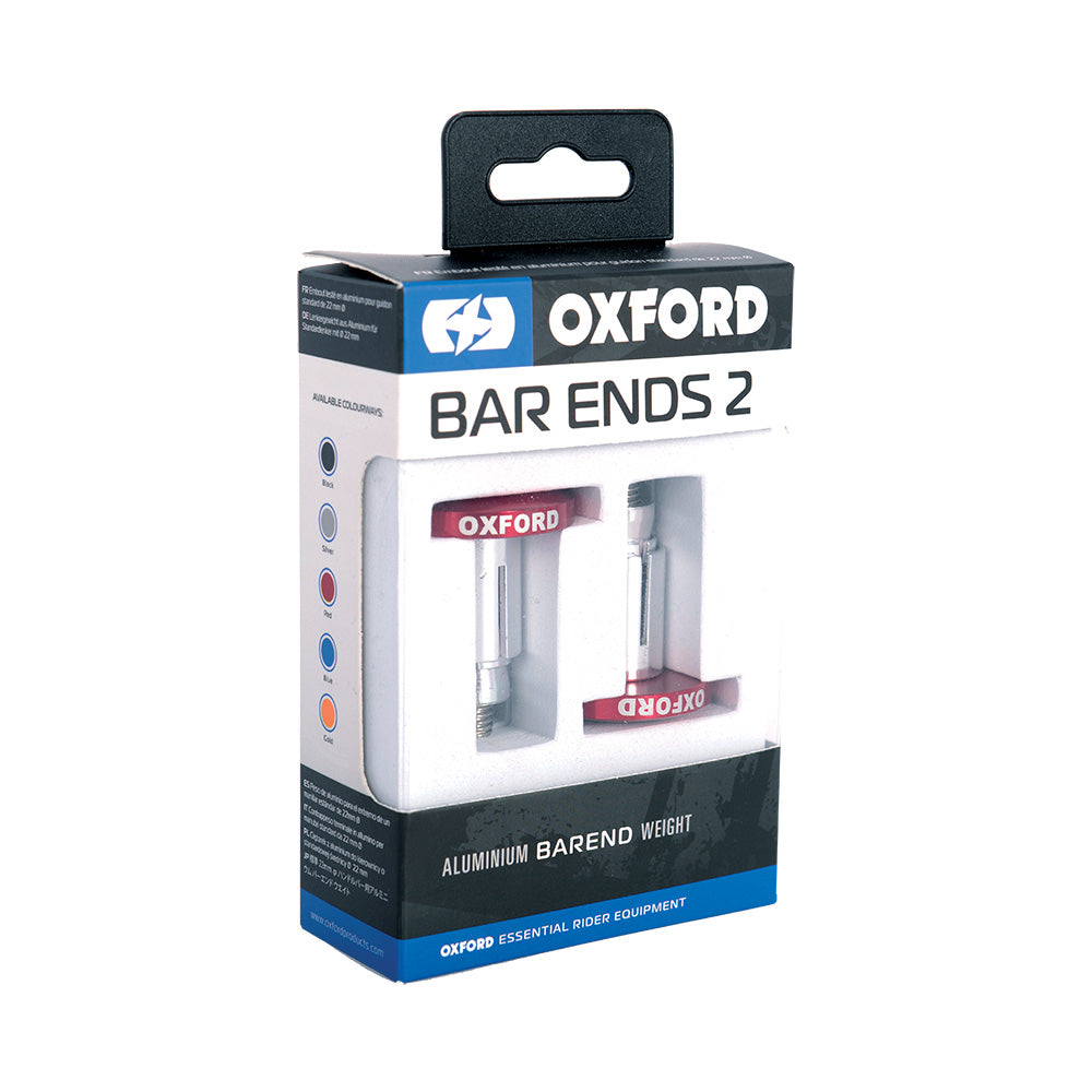 Oxford Bar Ends 2