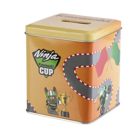 Genuine Kawasaki Kids Money Box