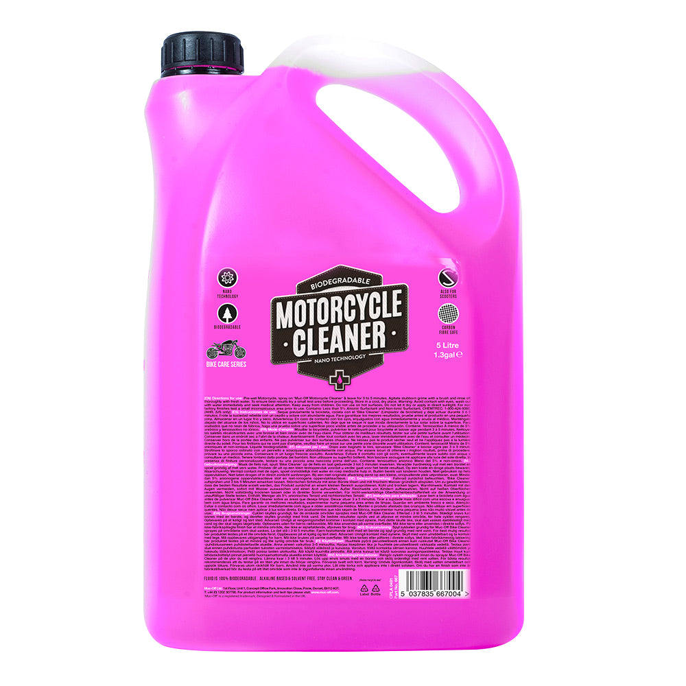Muc-Off Nano Tech Cleaner 5Ltr